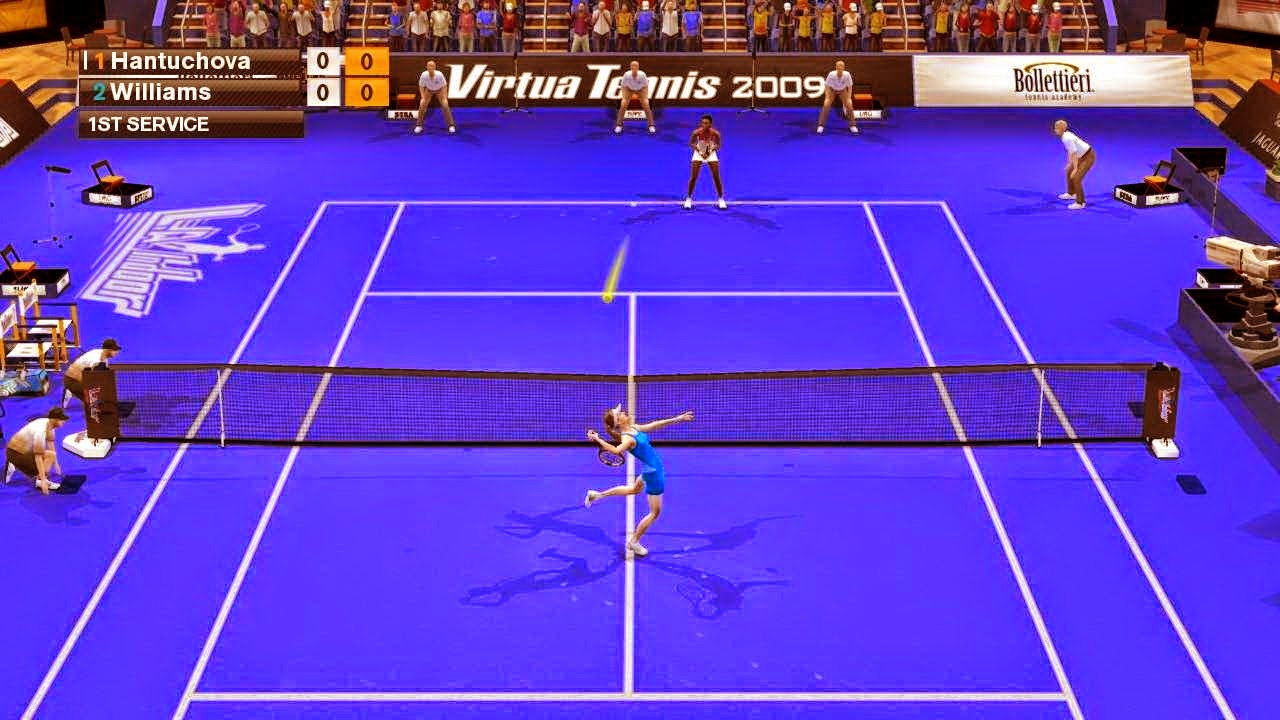 Game PC Virtua Tennis 2009 Full Version