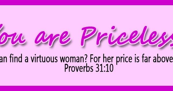 i define me: You are Priceless