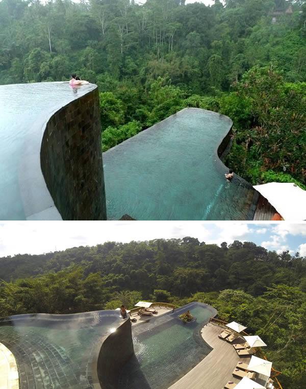 Lima Kolam Renang Paling Menakjubkan di Dunia