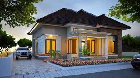 jasa desain rumah & Pakai Jasa Desain Rumah Modern Terbaru Ini Contoh Desainnya 2017 ...