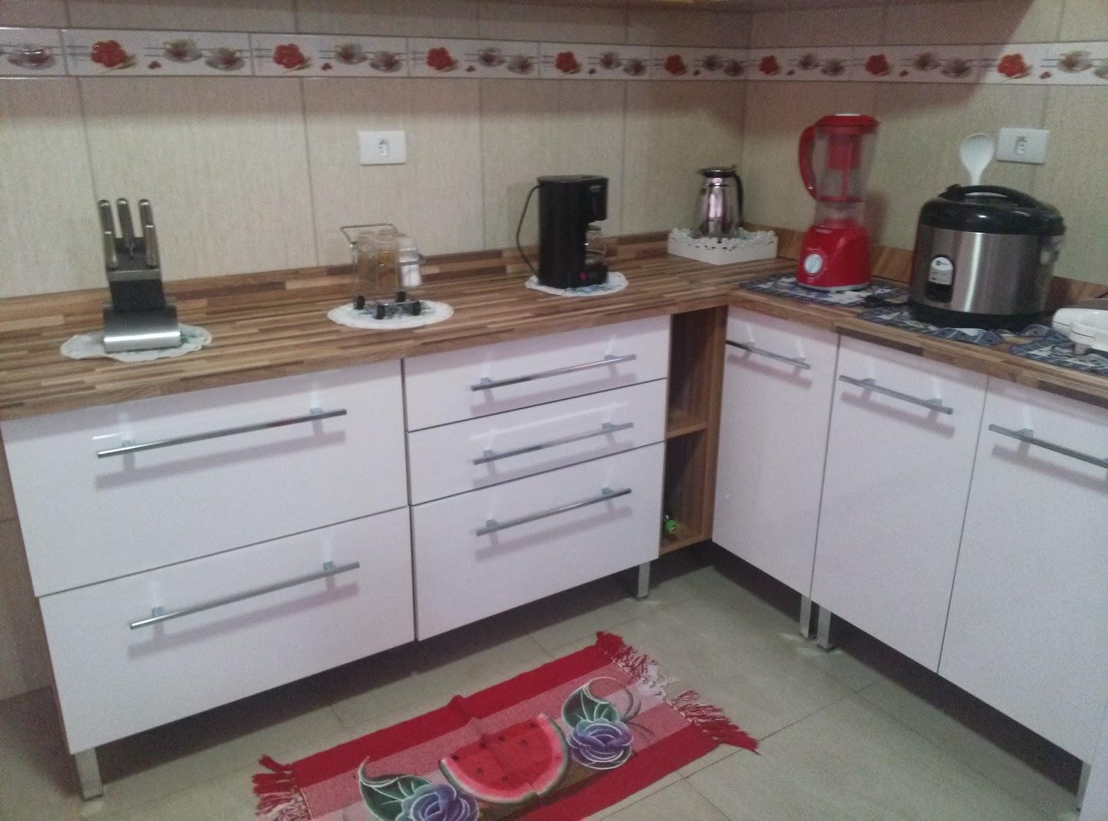 Nossa Humilde Residência: Cozinha Glamour: A consideração final. #693F3C 1600 1186