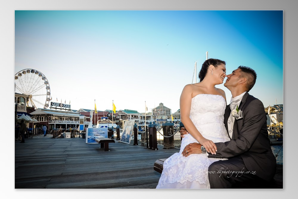 DK Photography Slideshow+DVD-274 Tania & Grant's Wedding in Waterfront | Atlantic Imbizo  Cape Town Wedding photographer