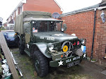 1953 Dodge Power Wagon   Vietnam Ambulance   Rebel V8 The Forum With Image 150