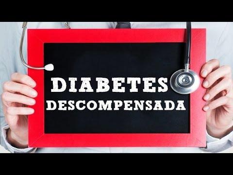 DIABETES DESCOMPENSADA Y SU TRATAMIENTO ~ CONSULTAS