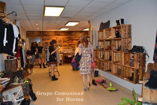 Showroom Horma Zapatería