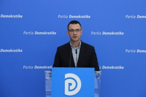 Albanian Democrats Determined to bring to an end decriminalization process