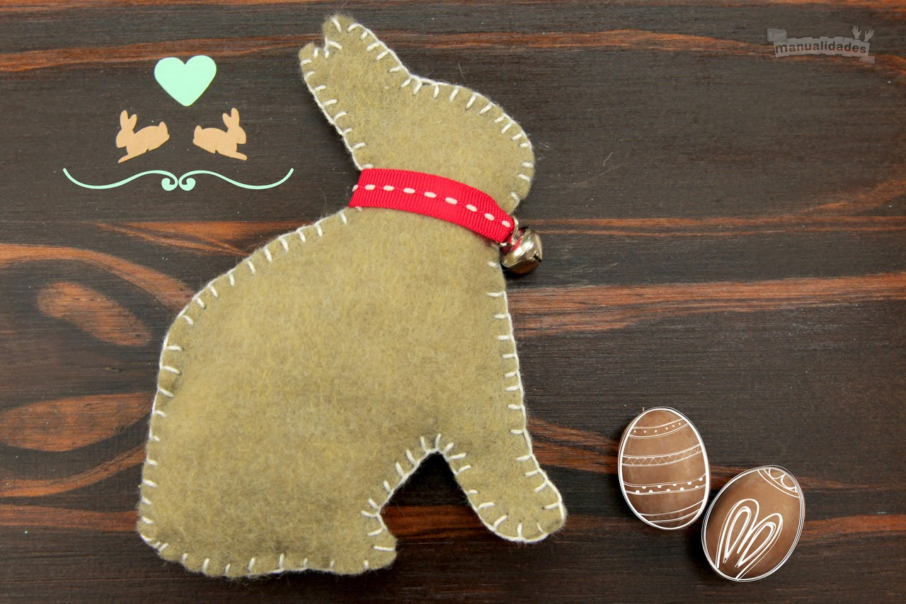 DIY crafts- Rabbit mesracollection
