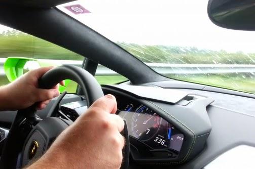 Lamborghini baleset, M7-es autópálya, közúti sebességrekord, Magyarország, közúti baleset,