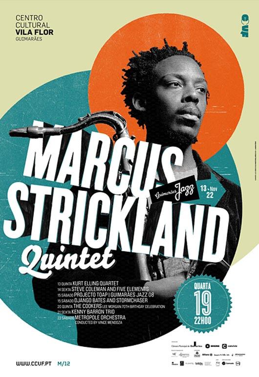 Poster Design Inspiration: 30+ Artistic Jazz Poster Designs ...