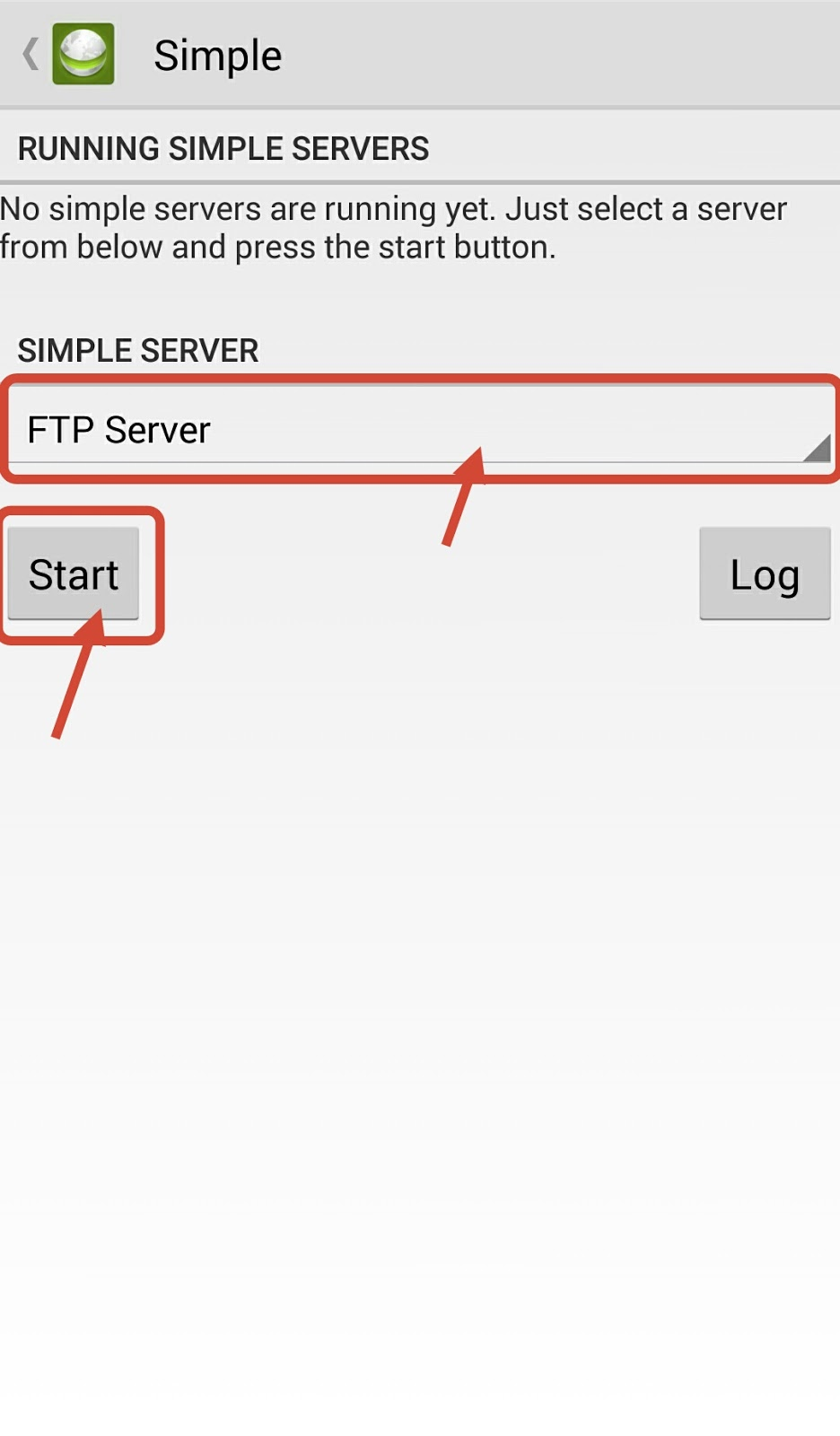 how to connect to ftp using ip address