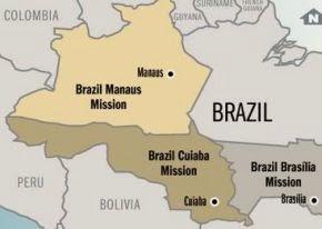 Brazil Cuiaba Mission