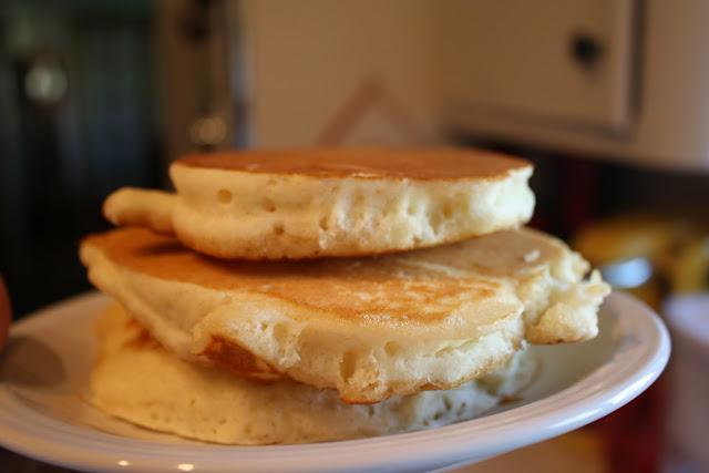 best homemade pancake mix recipe