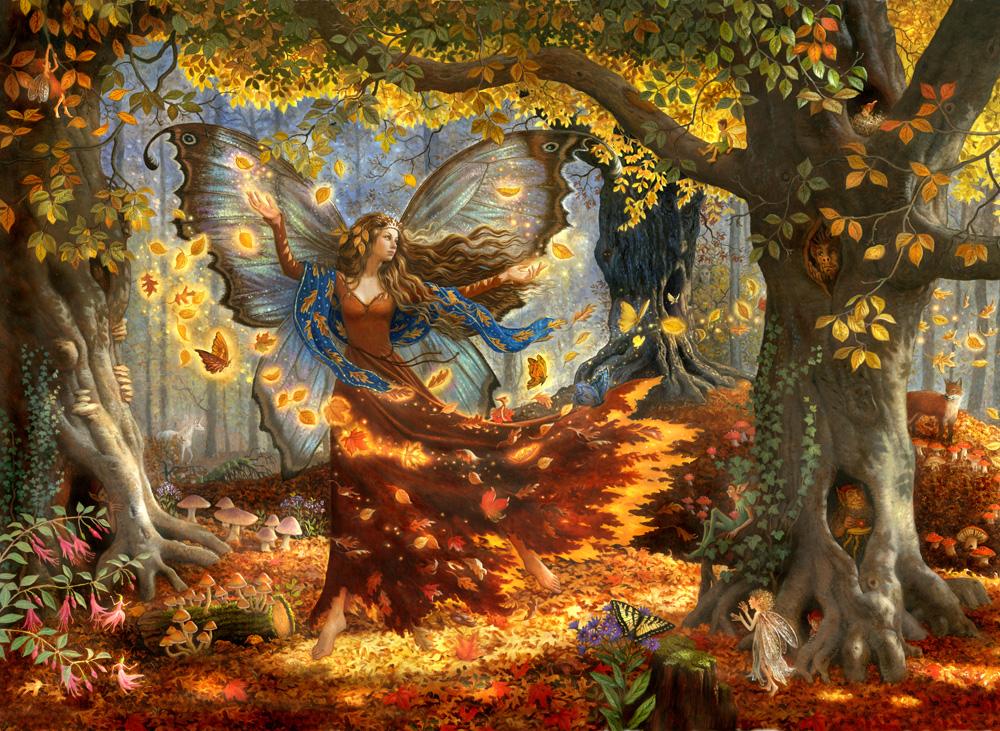 Wonderful world of fairies
