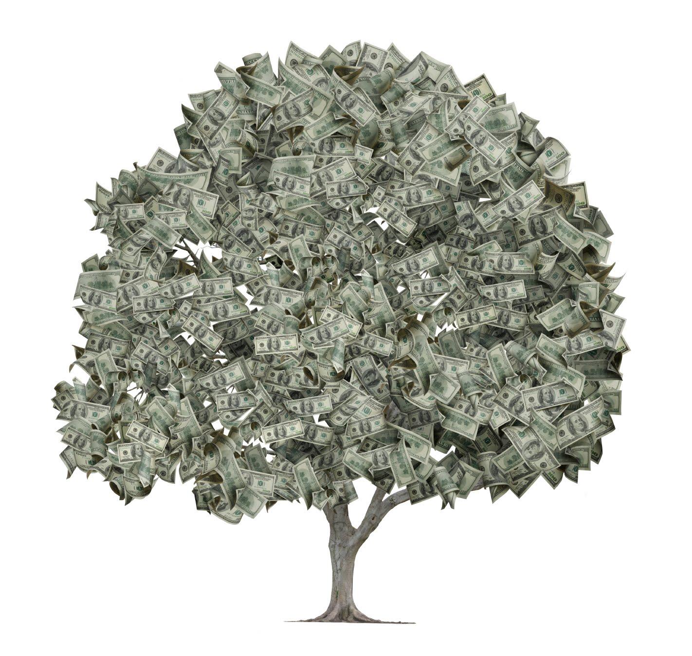Мы руководствуемся изобилием деньги