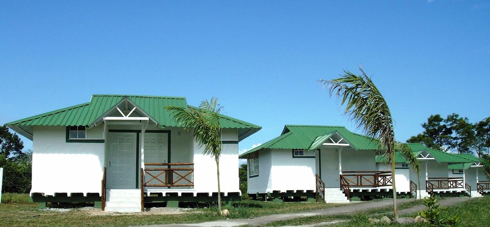 Casas y caba as prefabricadas villavicencio for Disenos de casas prefabricadas modernas
