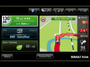 gps r-link tablette android
