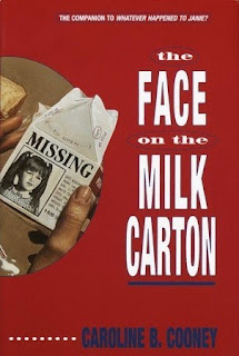 The Face on the Milk Carton, by Caroline B. Cooney