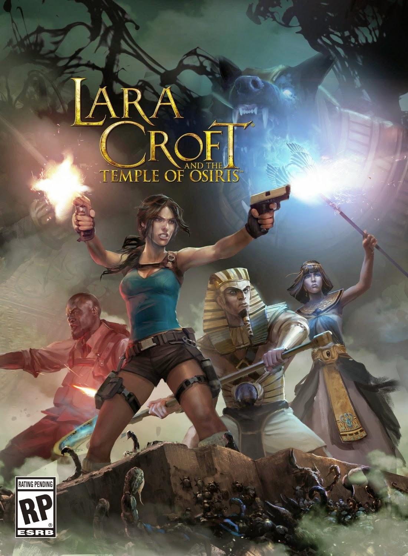 Lara Croft and the Temple of Osiris-CODEX