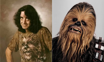 Peter Mayhew - Chewbacca