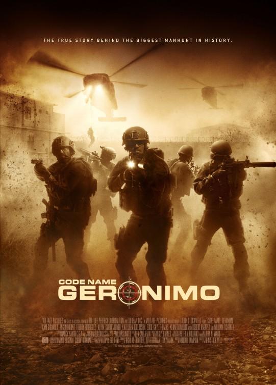 Code Name Geronimo (2012) เจอโรนีโม รหัสรบโลกสะท้าน [VCD] [Master]-[พากย์ไทย]