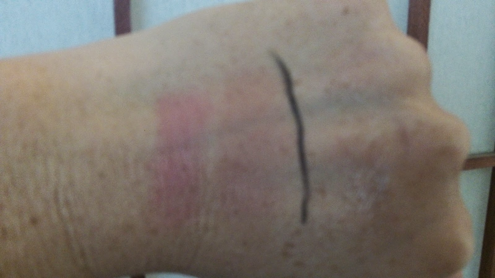 Swatch of Lord & Berry Kajal Kohl-Liner