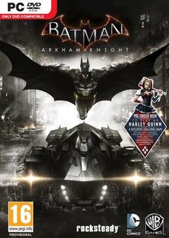 Batman Arkham Knight 2015 Full Version PC Game