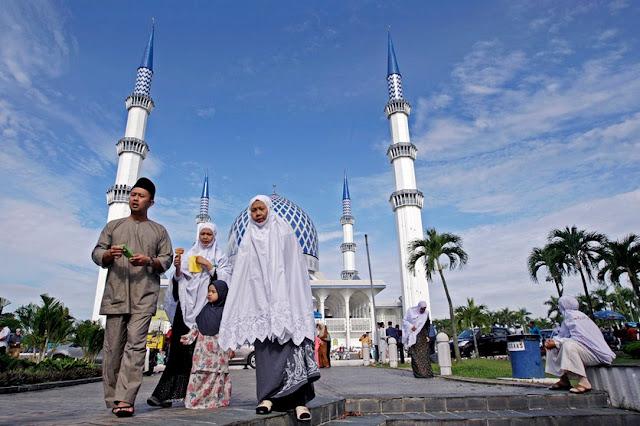 Ciri tanda keluarga Islami