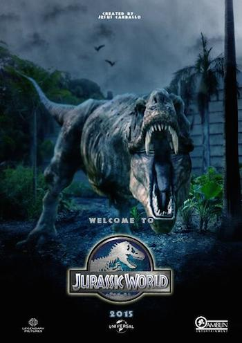 Jurassic World (2015) Full Movie