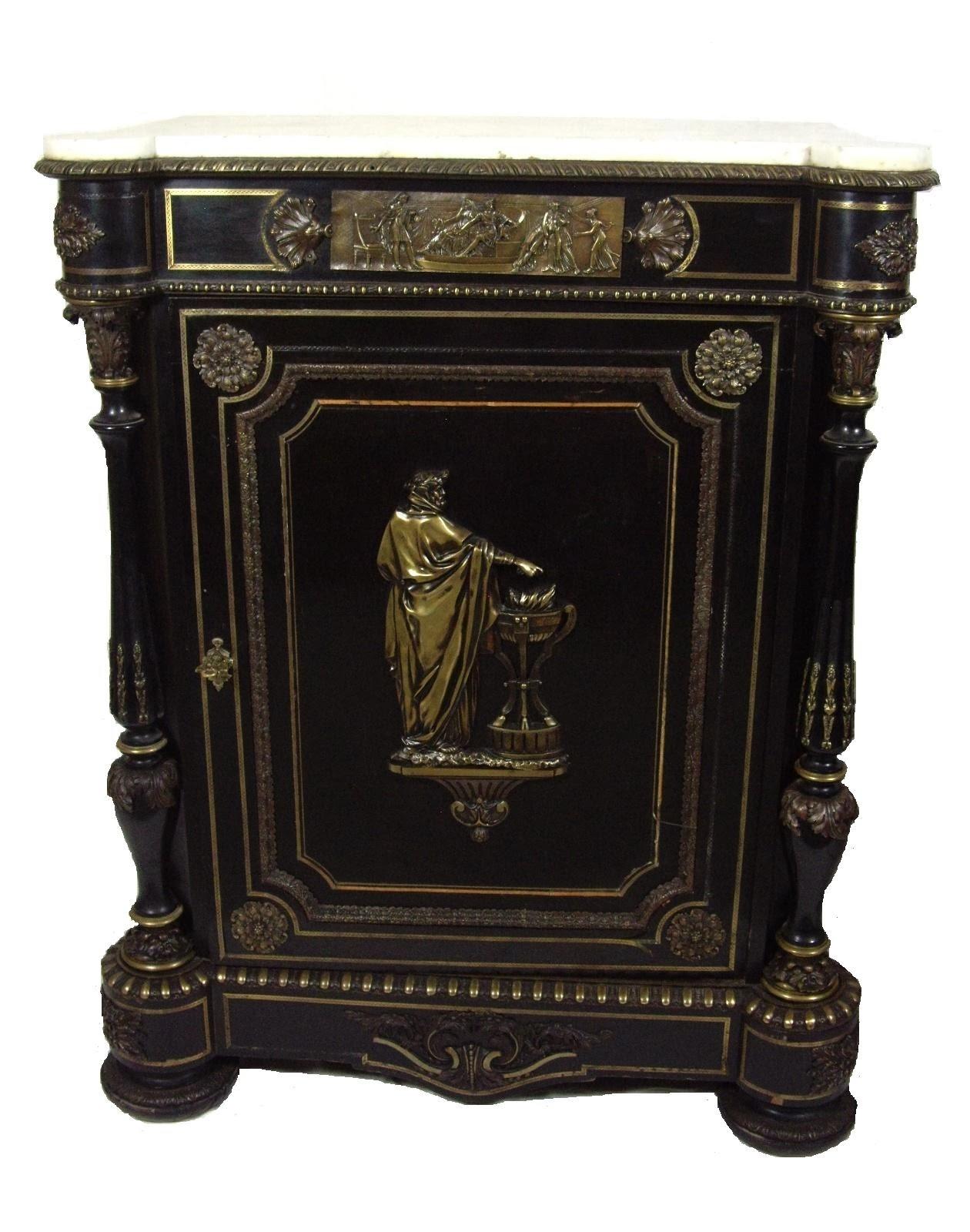 Antiquariato ferilli napoleone iii 39 designer 39 di lusso e for Ebay arredamento antiquariato