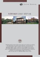 Leioako leku-izenak liburua