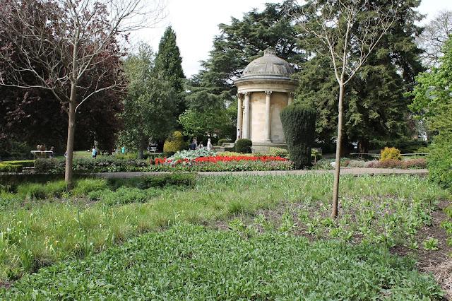 Urban Green Spaces - Jephson Gardens, Royal Leamington Spa