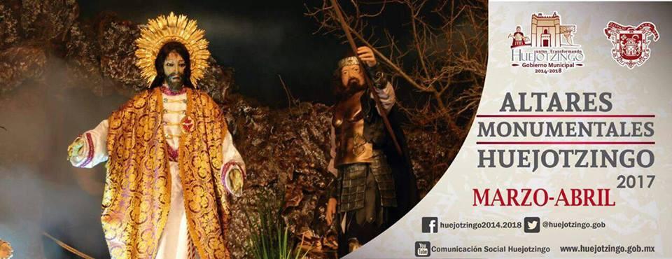 Huejotzingo y sus Altares