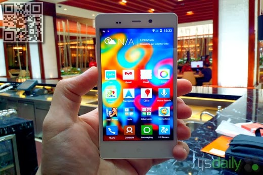 gionee elife e6 philippines