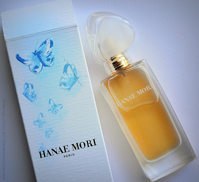 Hanae Mori Eau de Parfum Spray for Women - Review