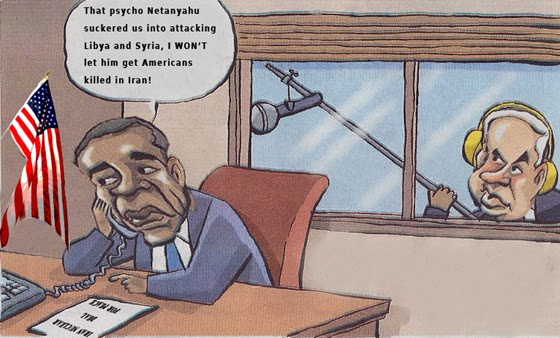 Israel spied on the United States - Illustration adapted by Ronald David Jackson.