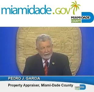 Perito Valuador Official Para Miami-Dade Pedro J Garcia