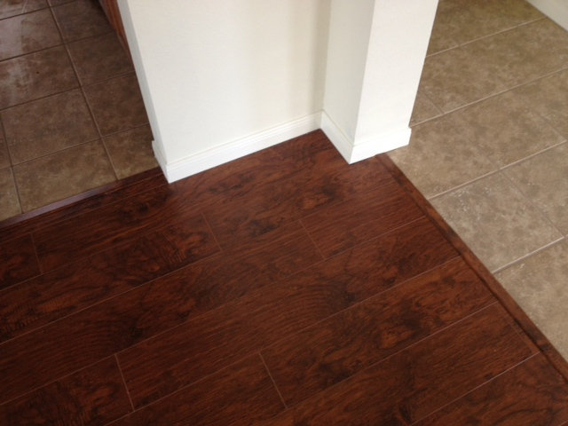 Austin real estate secrets hardwood flooring vs for Quality laminate flooring