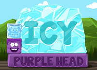 Icy Purple Head walkthrough.