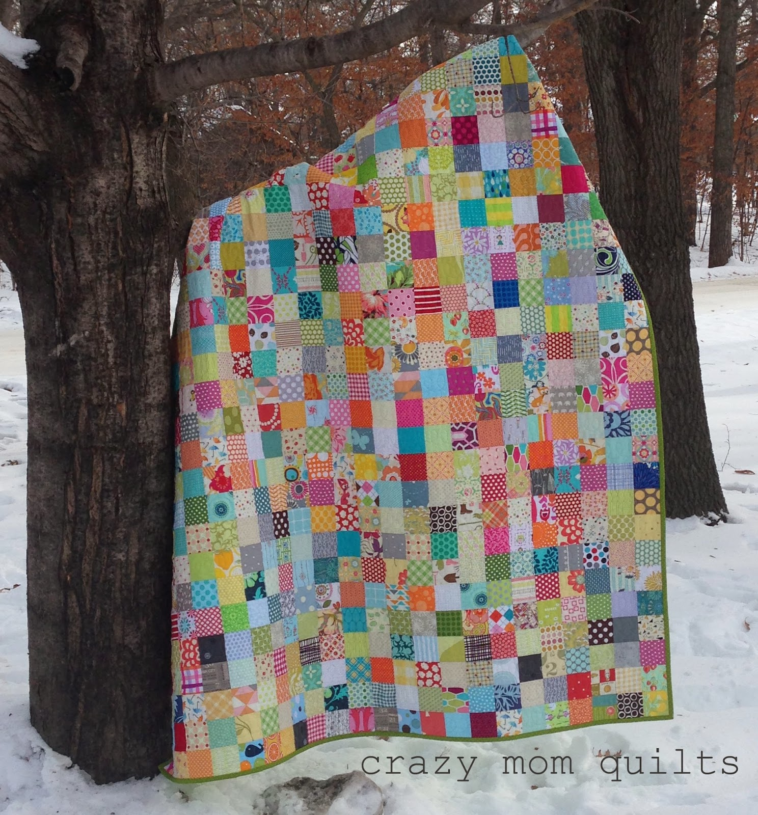 crazy mom quilts: 3 is a magic number-finished! : why does dee want the quilts - Adamdwight.com