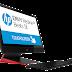 Родственник планшета моноблок HP ENVY Recline Beats