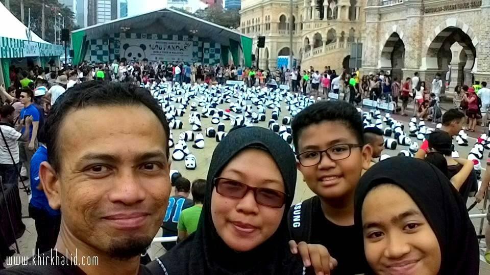 1600 Panda di Malaysia #1600pandasMY