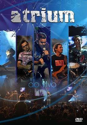 Atrium - Ao Vivo (2010) Áudio DVD