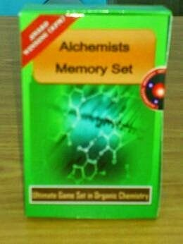 ALCHEMSITS MEMORY SET