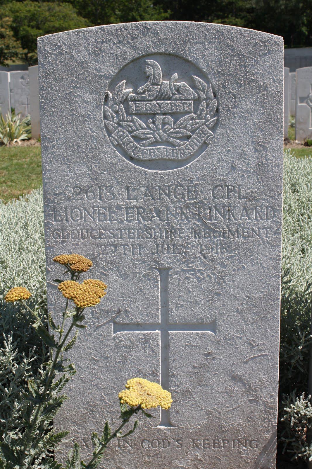 WWI Cemetery, Etaples