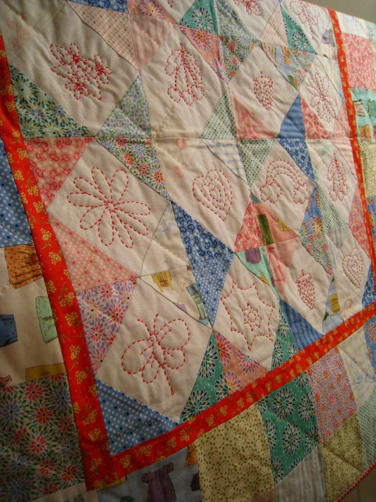 Bind Quilts