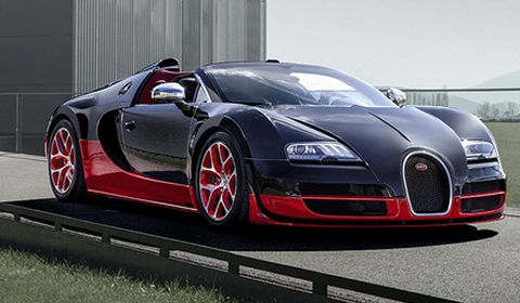 coches y motos 10 bugatti veyron vitesse el convertible mas r pido del mundo. Black Bedroom Furniture Sets. Home Design Ideas