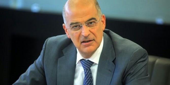 Νέος υπουργός Άμυνας ο Νίκος Δένδιας