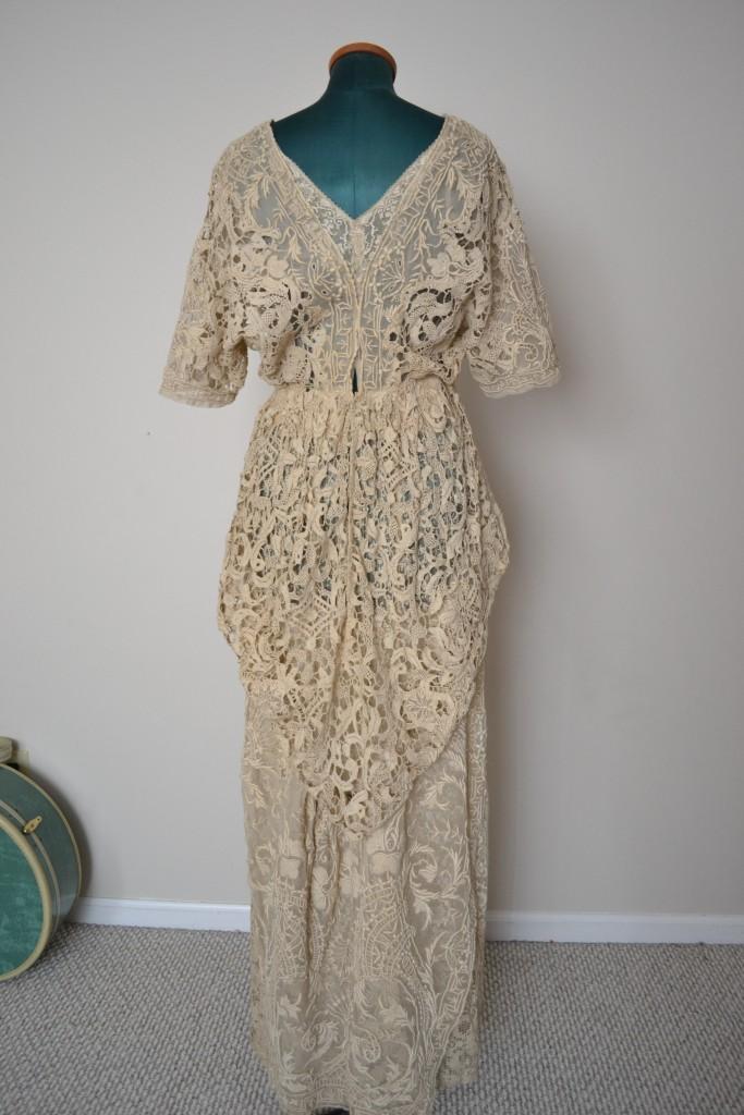 Teens Era Lacy Lace Dress
