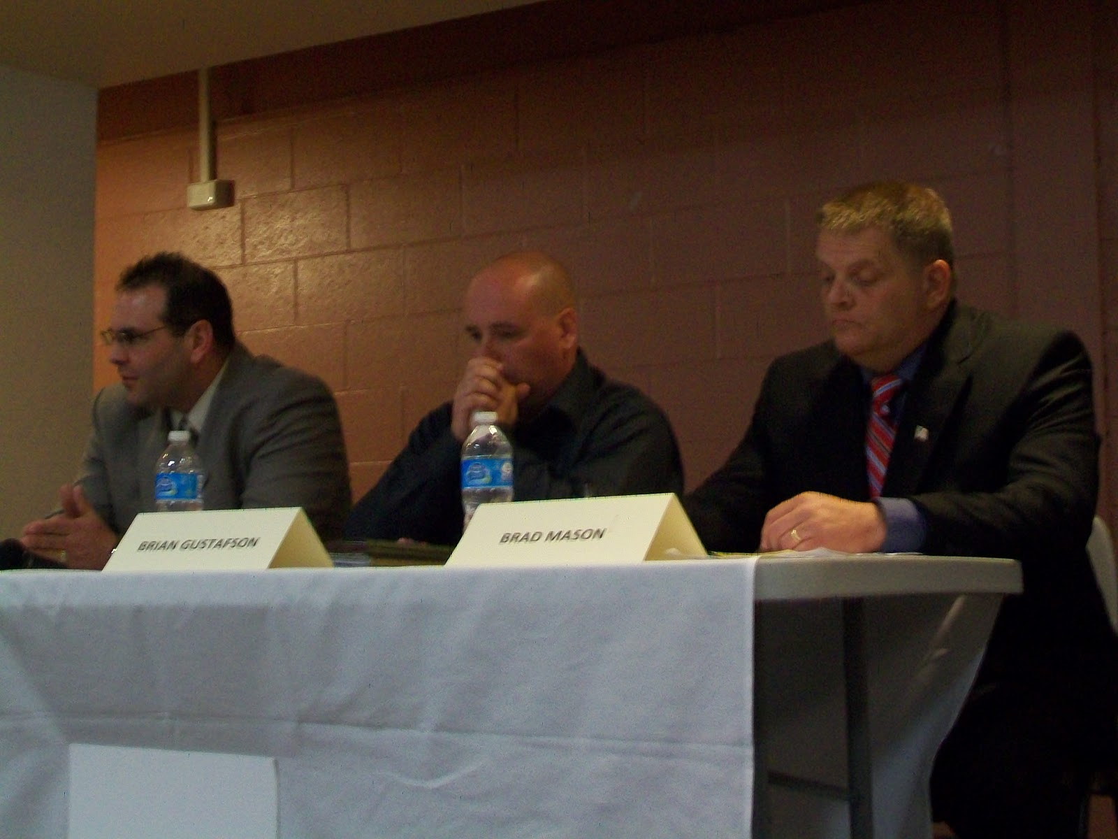 1490 newsblog 2013 04 14 candidates for mckean county sheriff and bradford city council participated in a forum thursday night at the bradford area public library sponsored by the