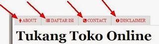 Penerapan Font di Tukang Toko Online